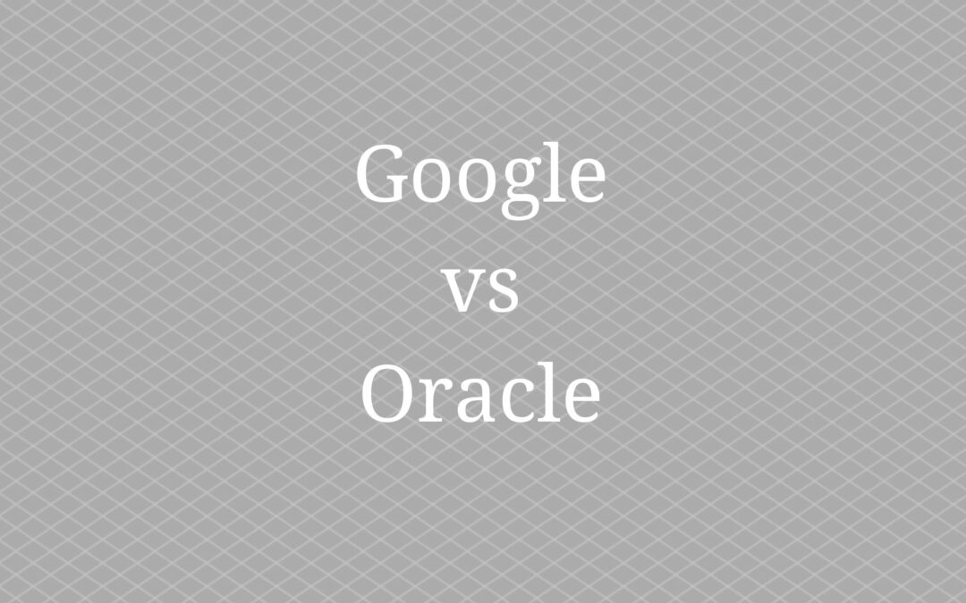Software Copyright Google Vs Oracle